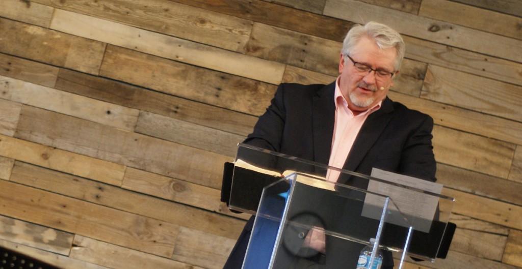 Pastor Terry Kern