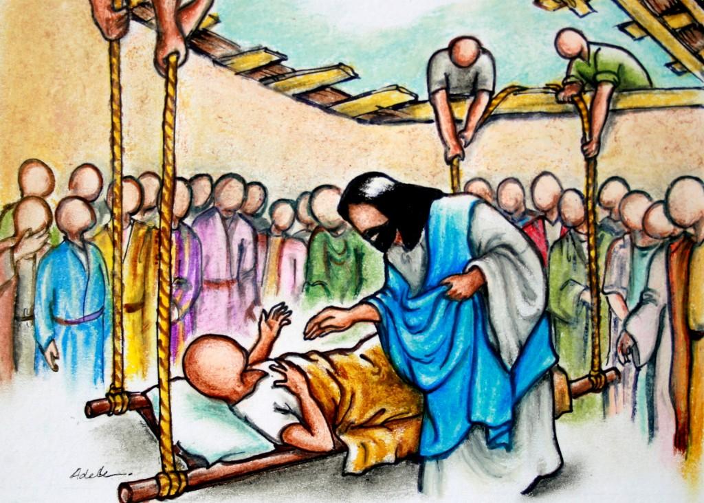Jesus bible miracles