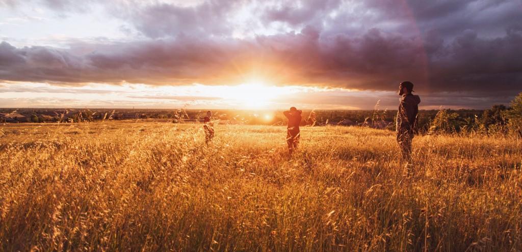 dawn-nature-sunset-people