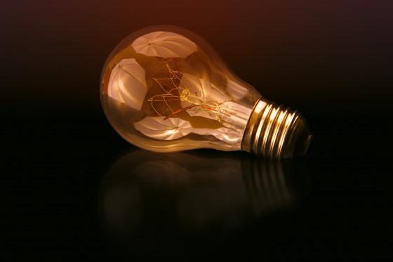 Fancy Light Bulb